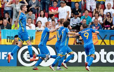 Украинские футболисты впервые стали победителями ЧМ для игроков не старше 20 лет