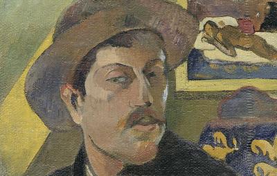 AFP: самый ранний известный рисунок Гогена продан на аукционе во Франции за €80 тыс.