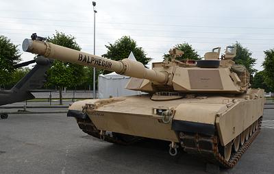 Источник: Пентагон испытает в Европе новые танки Abrams и БМП перед поставками в войска