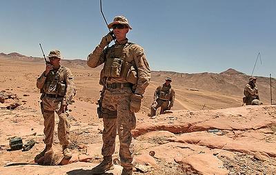 СМИ: военные США опровергли информацию о том, что их БПЛА был сбит над Ираном