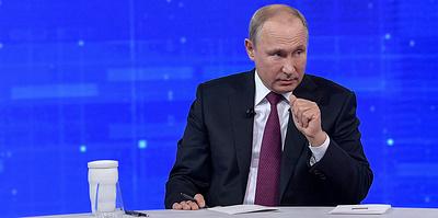 """""""Не торгуем ни союзниками, ни принципами"""". Главные внешнеполитические заявления Путина"""