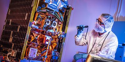 """NASA испытает """"зеленое"""" топливо для космических аппаратов. Дело не в заботе о природе"""