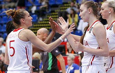 Готовы доминировать в Европе. Назван состав женской сборной на Евробаскет-2019
