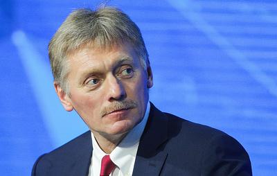 Песков советует обратиться в Минпромторг за разъяснениями трат Мантурова в командировках