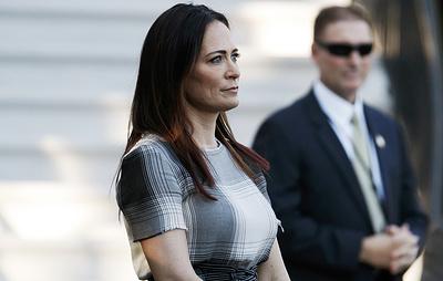 Стефани Гришэм станет новым пресс-секретарем Белого дома