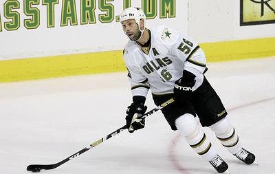 Сергей Зубов введен в Зал хоккейной славы в Торонто