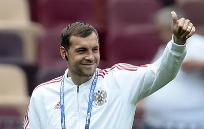 Дзюба признан лучшим футболистом сезона в России