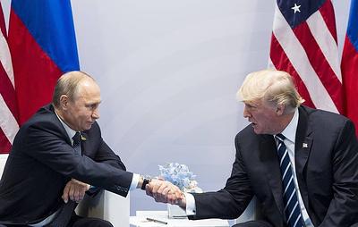Трамп и Путин встретятся в Осаке в пятницу