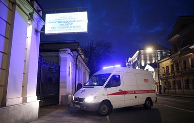 Травмированную в Ингушетии девочку доставили в Москву