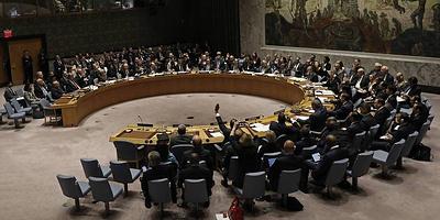 Совбез ООН на заседании по Украине сконцентрировался на России