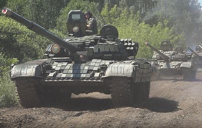 В проверке боеготовности под Челябинском задействованы более пяти тысяч танкистов