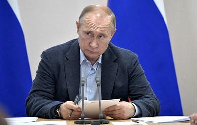 Путин: власть обязана напрочь исключить чванство и хамство в отношении простых граждан