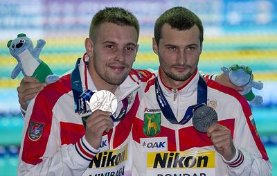 Российские прыгуны в воду выиграли четыре медали на чемпионате мира