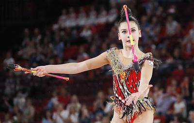 Мамун: Крамаренко составит конкуренцию взрослым гимнасткам в борьбе за путевку на ОИ