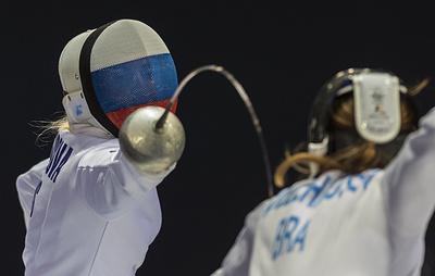 Шпажистка Колобова: серебро ЧМ - неплохой результат, но от золота его отделяет пропасть