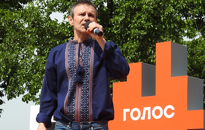 """Лидер партии """"Голос"""" поставил условия своего участия в будущих коалициях в Раде"""