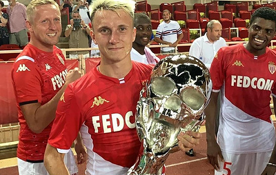 "Футболист ""Монако"" Александр Головин: сейчас отказал бы ""Реалу"" и ""Барселоне"""