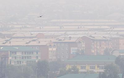 В МЧС сообщили о сокращении числа населенных пунктов в зоне задымления от лесных пожаров