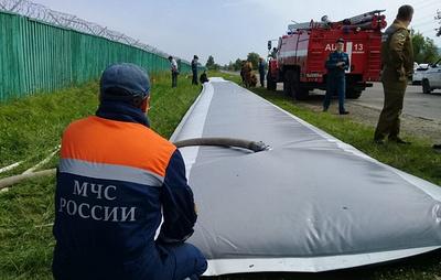 Хабаровск готовится встретить пик паводка на Амуре