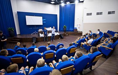 """""""Зенит"""" завершил """"Большой фестиваль футбола"""""""