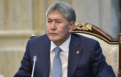 Глава Госкомитета Нацбезопасности Киргизии: Атамбаев готовил госпереворот