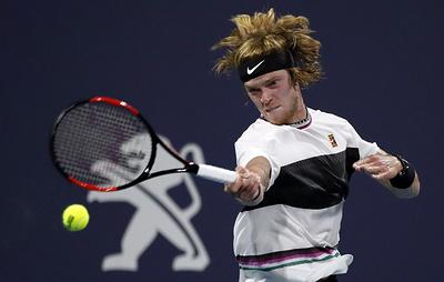 Рублев победил Вавринку и сыграет с Федерером в третьем круге турнира в Цинциннати
