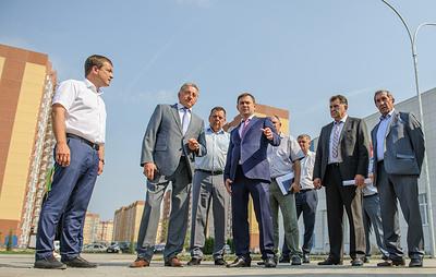 Председатель облдумы провел в Воронеже контрольную проверку новых объектов образования