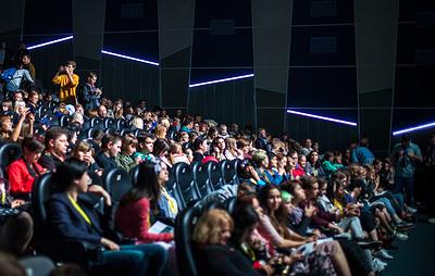 """На фестивале подросткового кино """"Игра света"""" в Южно-Сахалинске состоялись первые показы"""