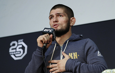 Нурмагомедов вошел в число самых тестируемых на допинг бойцов ММА