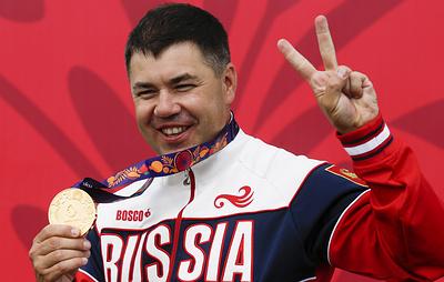 Российский стрелок Алипов завоевал лицензию на Олимпийские игры 2020 года