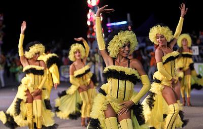 Гавана открыла сезон карнавальных шествий