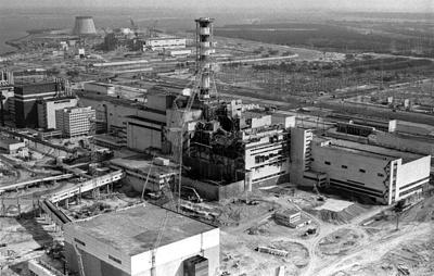 США опубликовали доклад разведки об аварии на Чернобыльской АЭС