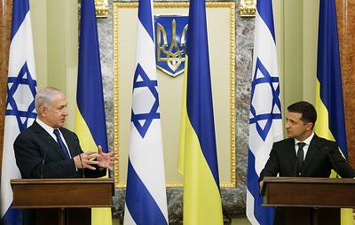 """Зеленский просит Израиль признать """"голодомор"""" актом геноцида украинского народа"""
