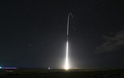 США провели первое испытание крылатой ракеты наземного базирования на дальность