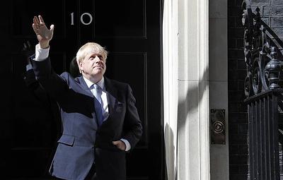 """Джонсон предложил Туску исключить положение о """"бэкстопе"""" из соглашения об условиях Brexit"""