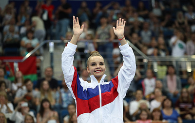 Сестры Аверины и Солдатова вошли в состав сборной РФ по художественной гимнастике на ЧМ