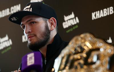 Нурмагомедов поднялся на второе место в рейтинге UFC вне зависимости от категории
