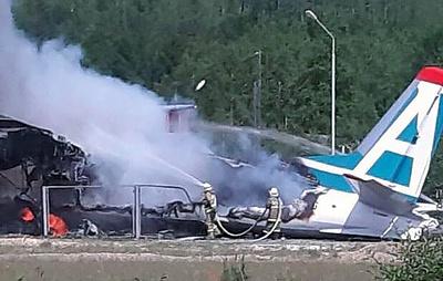 Экипаж аварийно севшего в Бурятии Ан-24 представлен к ордену Мужества и медали Нестерова