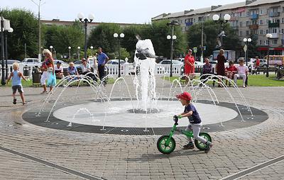 Жара бьет температурные рекорды на Юге России
