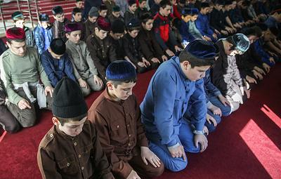 Школа хафизов открылась в чеченском городе Шали