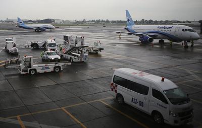"""""""Гражданские самолеты Сухого"""" опровергли отказ Interjet от SSJ100"""