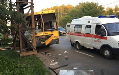 Число пострадавших в ДТП в Удмуртии возросло до 20 человек