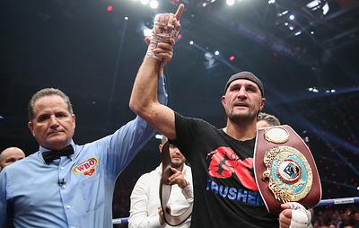Боксерский поединок Ковалев - Альварес может пройти в ноябре в Лас-Вегасе