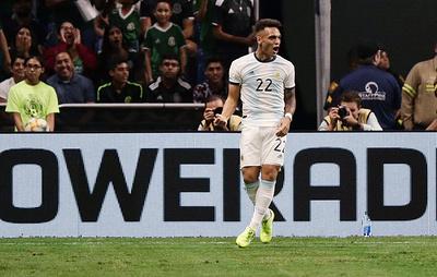 Сборная Аргентины по футболу разгромила команду Мексики в товарищеском матче