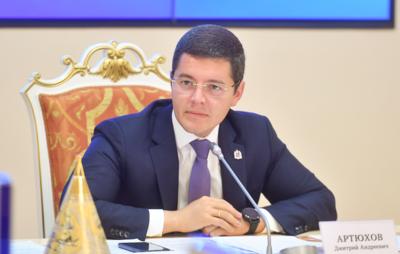 Губернатор ЯНАО начал заседание правительства с темы здравоохранения в регионе