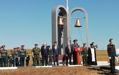 В Оренбуржье прошли памятные церемонии в связи с 65-летием ядерных испытаний в Тоцком
