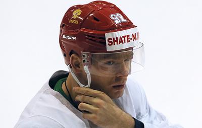 Кузнецов заявил, что ему тяжело смириться с невозможностью играть за сборную РФ по хоккею