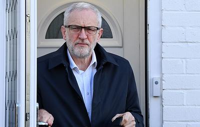 Telegraph: в США считают, что став премьером, Корбин может передавать разведданные России