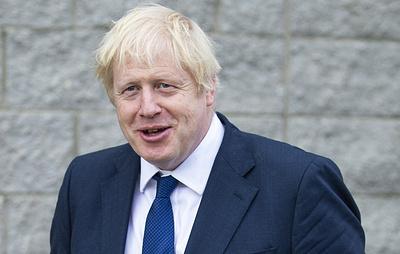 Джонсон сравнил покидающую ЕС Британию с вырывающимся из оков Халком