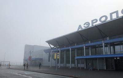 Прибытие трех самолетов из Москвы в Томск задерживается из-за тумана